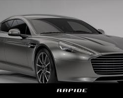 Aston Martin представила свой первый электрокар