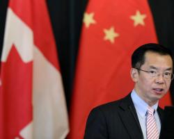 Посол Китая в Канаде пригрозил последствиями введения запрета на оборудование Huawei для сетей 5G
