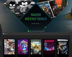 Razer закрывает свой магазин игр Game Store