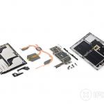 iFixit оценили ремонтопригодность планшета Microsoft Surface Pro 6 в 1 балл