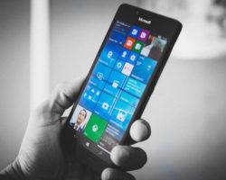 Microsoft выпустила последнее обновление Windows 10 Mobile