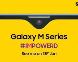 Samsung анонсировала линейку бюджетных смартфонов Galaxy M