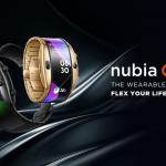 Nubia представила Alpha — первый смартфон с гибким экраном, который надевается на руку