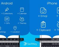 Microsoft впервые выпустила крупное обновление для клавиатуры SwiftKey