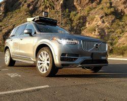 Испытания беспилотных автомобилей Uber возобновлены