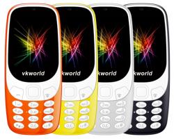 Появился еще один двойник обновленного телефона Nokia 3310