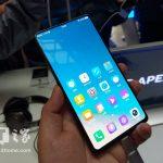 В Китае официально представлен смартфон Vivo Apex