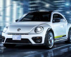 Volkswagen собирается представить электрическую версию автомобиля Beetle