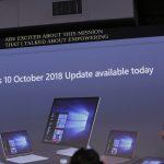 Вышло крупное обновление Windows 10 October 2018 Update (версия 1809)