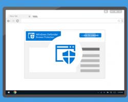 Microsoft выпустила собственное расширение-антивирус Windows Defender Browser Protection для Google Chrome