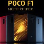 Представлен смартфон Xiaomi Pocophone F1
