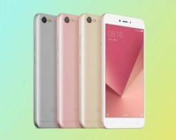Анонсирован бюджетный смартфон Xiaomi Redmi Note 5A