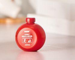 Xiaomi представила бутылку-огнетушитель