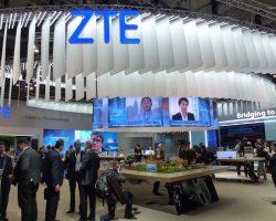 США и Китай близки к заключению соглашения о снятии запрета с ZTE
