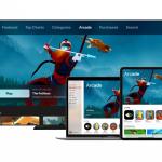 Представлен игровой сервис Apple Arcade