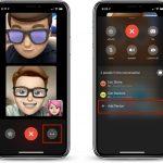 После обновления для FaceTime недоступны групповые звонки