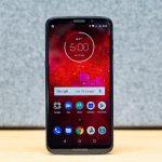 Смартфон Moto Z3 Play получил обновление до Android 9.0 Pie