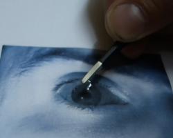 Сканер радужной оболочки глаза Samsung Galaxy S8 обманули, используя фото и линзу