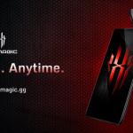 Представлен первый игровой смартфон от ZTE – Nubia Red Magic