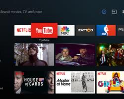 ОС Android 10 вышла для умных телевизоров
