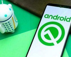 Возобновлено распространение мобильной ОС Android 10 Q Beta 4