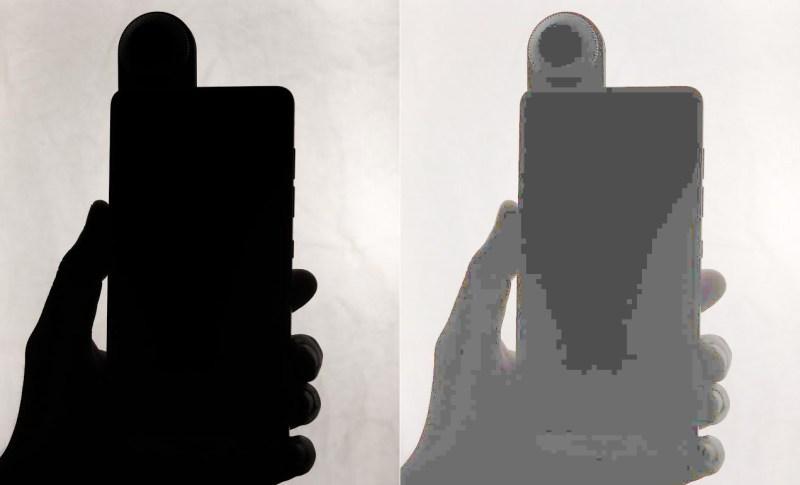 Тайный смартфон создателя андроид получит функцию, которой нет ниводном iPhone