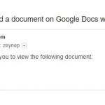 Google выпустила официальное предупреждение об электронных письмах со ссылкой на фишинговую страницу Google Docs