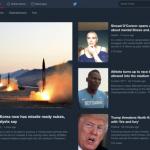 Twitter добавляет ночной режим для веб-версии сайта
