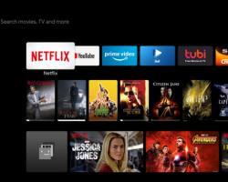 ОС Android TV получит обновление интерфейса