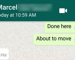 В приложении WhatsApp-бета для Android разделены видео и голосовые вызовы