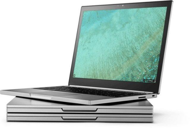 Google готовится выпустить новый Chromebook