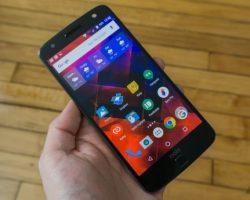 Moto Z будет будет поддерживать Google Tango с помощью модуля MotoMod