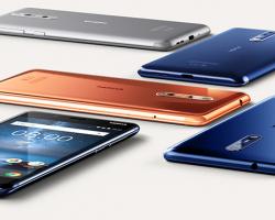 Смартфоны Nokia 3, 5, 6, и 8 получат обновление ОС до Android 8.0 Oreo