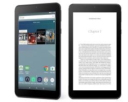 Barnes & Noble анонсировала новый 7-дюймовый планшет Nook Tablet