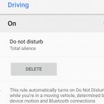 Смартфон Pixel 2 автоматически переходит в режим «Не беспокоить» как только его владелец садится за руль