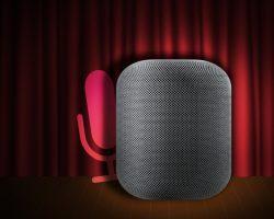 Представлена Apple HomePod — умная колонка для дома