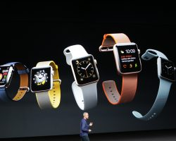 Новые Apple Watch Series 2
