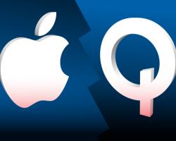 Apple подает иск на $145 млн против Qualcomm в Китае