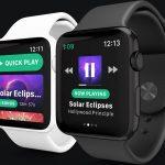 Spotify может стать первым приложением для Apple Watch, поддерживающим уведомления, без сопряжения с iPhone