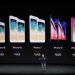 Представлены смартфоны IPhone 8, IPhone 8 plus и IPhone X, часы Apple Watch, а также Apple TV