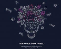 Конференция Apple WWDC 2019 состоится 3-7 июня