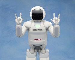 Honda отказывается от производства роботов Asimo