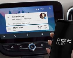 Google добавила поддержку голосовых команд для Android Auto