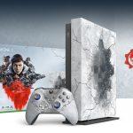 Представлено специальное издание игровой консоли Xbox One X для поклонников игры Gears of War