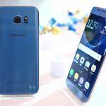 Samsung начнет выпускать Galaxy S7 и Galaxy S7 edge в цвете «Blue Coral»