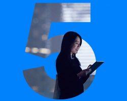 Bluetooth 5 — в два раза быстрее и в четыре раза дальше