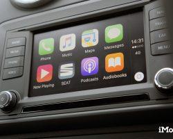 Система Apple CarPlay теперь поддерживает сервис Google Maps