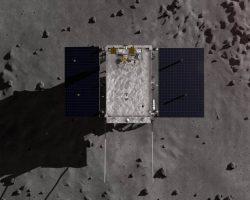 Видео: впервые в истории космический аппарат сел на обратную сторону Луны