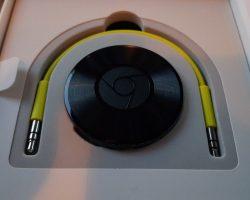 Google прекращает выпуск Chromecast Audio