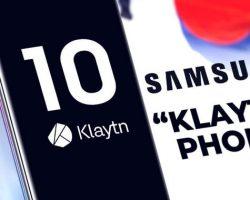 Samsung выпустила версию Galaxy Note 10 с поддержкой технологии блокчейн